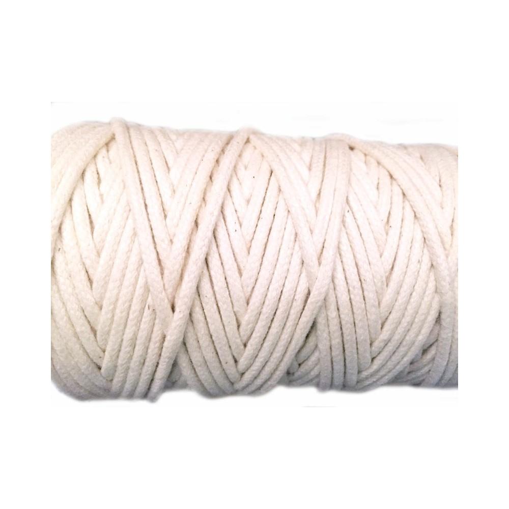 Cuerda de algodón 4mm (rami)