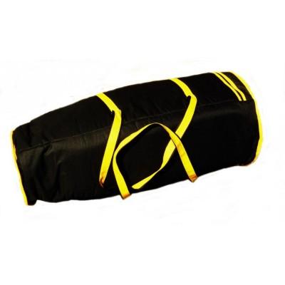 Copertura per atabaque - 115cm giallo