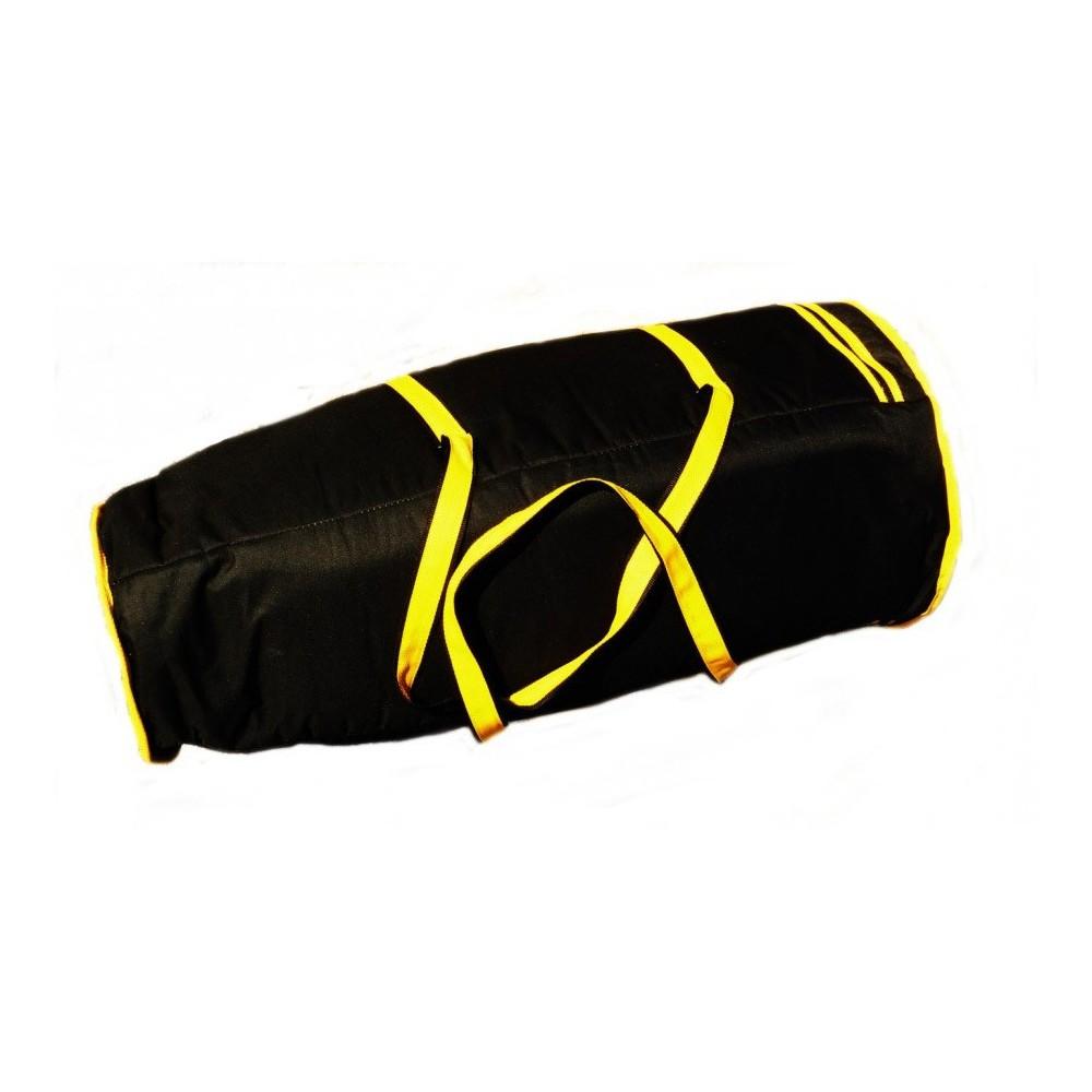 Cubierta atabaque - 115cm amarillo