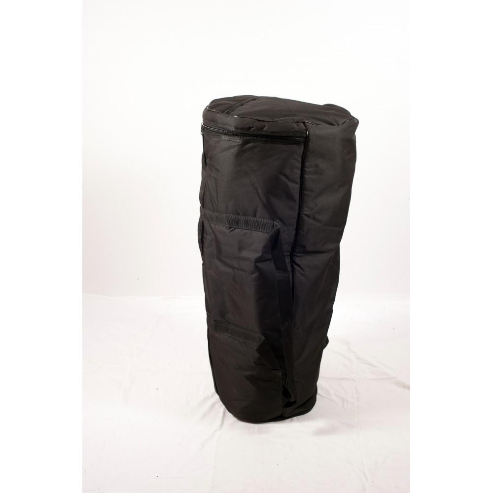 Housse protection atabaque - 115cm Noire
