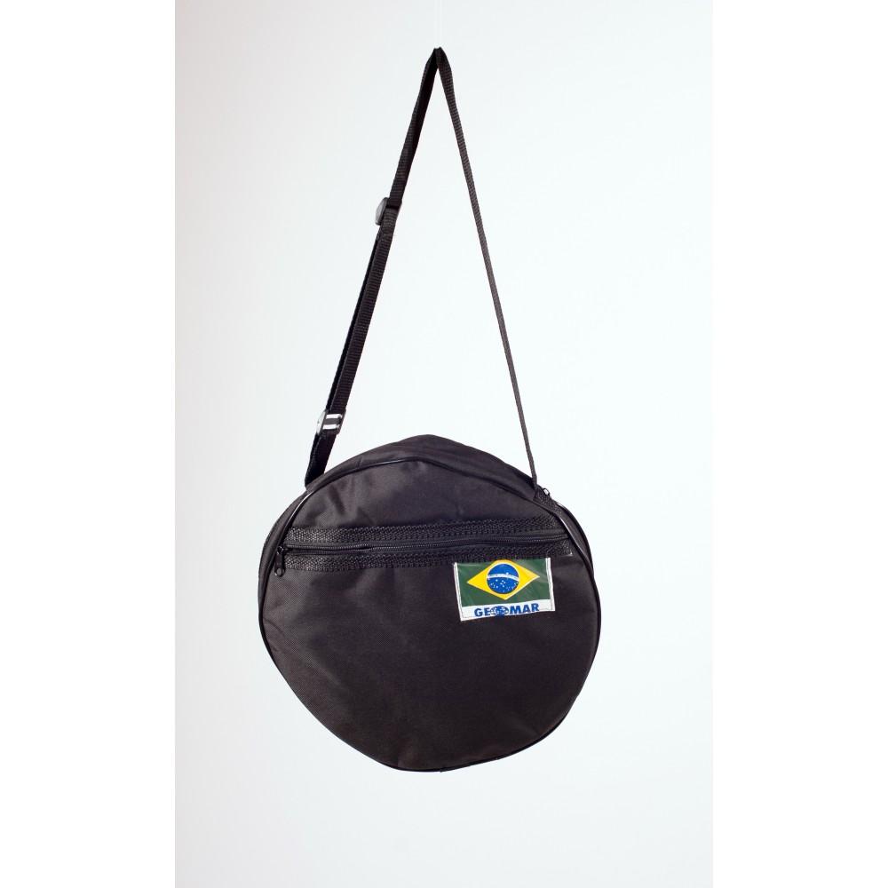 """Capa de pandeiro - 10"""" preta"""