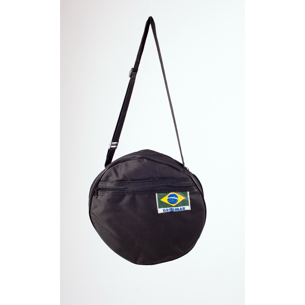 "Cover Pandeiro - 10"" Black"