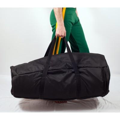 Abdeckung atabaque - 105cm schwarz