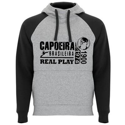 Sweat Capoeira - Unisexe Capuche