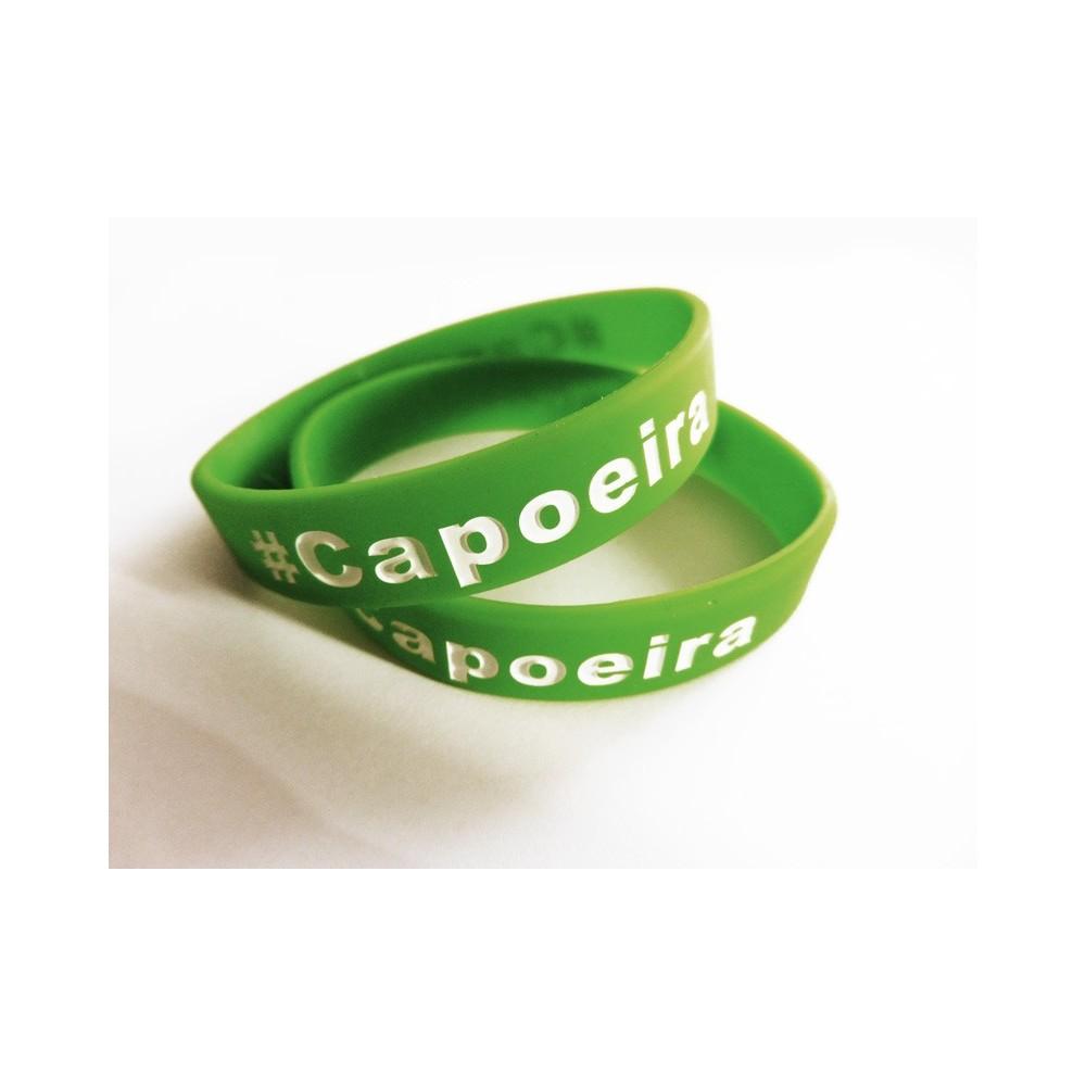 Silikon-Armband Capoeira