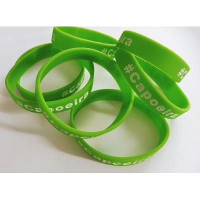 Silicone Bracelet Capoeira