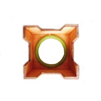 Supporto di Atabaque- quadrato