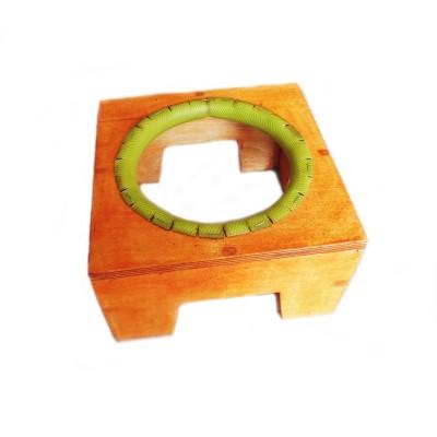 Unterstützung des Atabaque - Quadrat