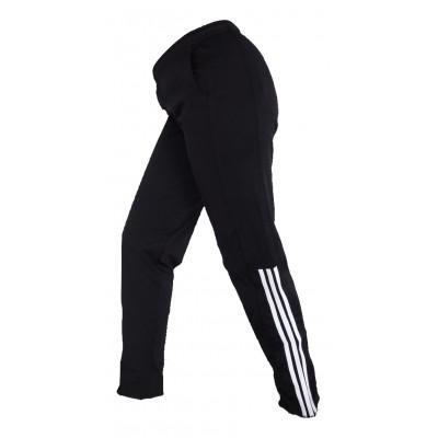 Calça preta Capoeira com bolsos
