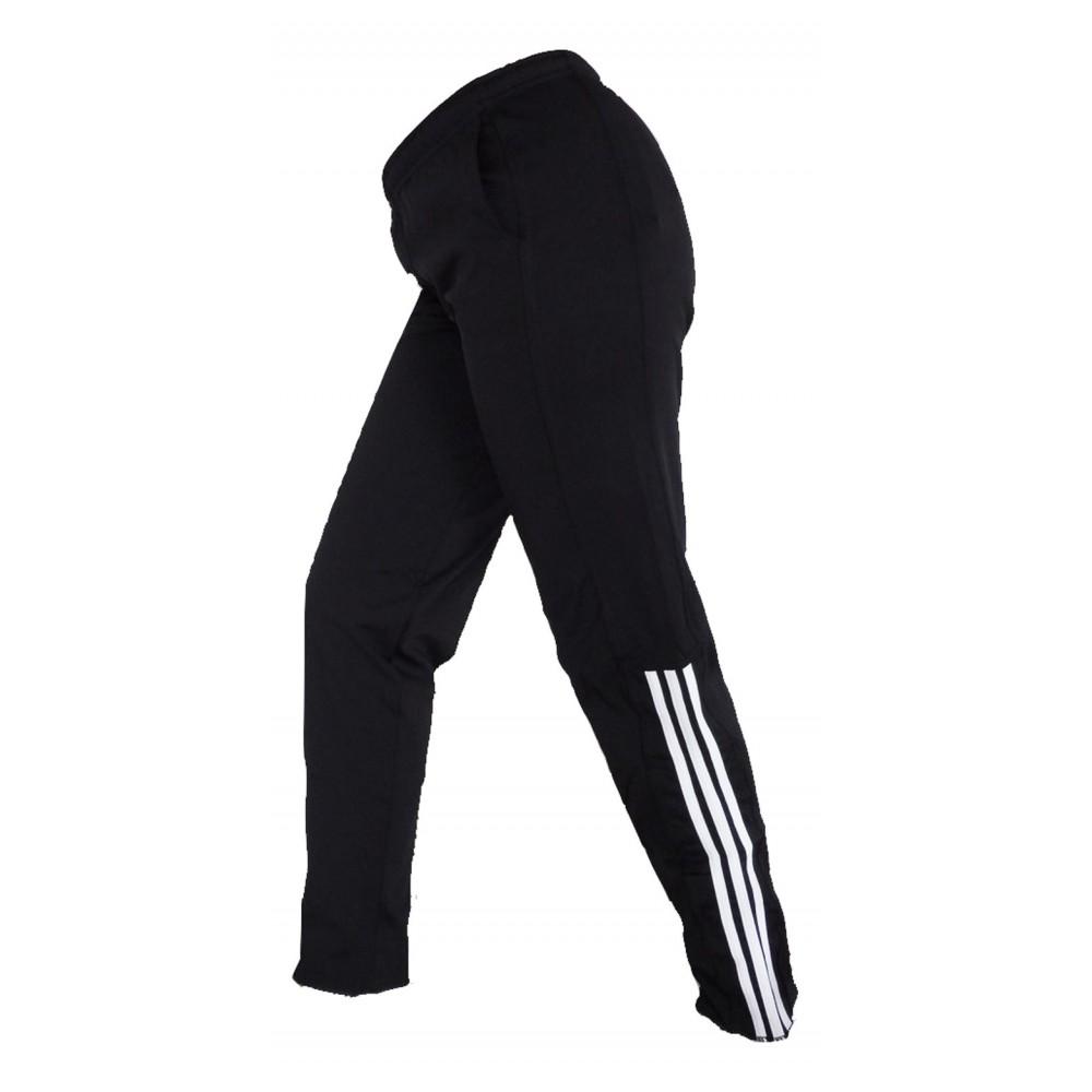 Abada negro con bolsillos