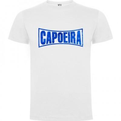 T-shirt Capoeira homem