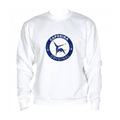 Sweat bianco Capoeira Original