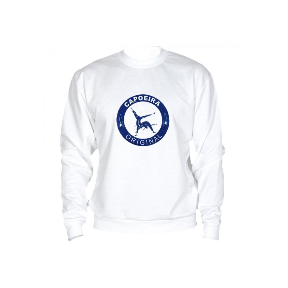 Sweat Blanco Capoeira Original