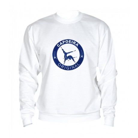 Sweat branco Capoeira Original