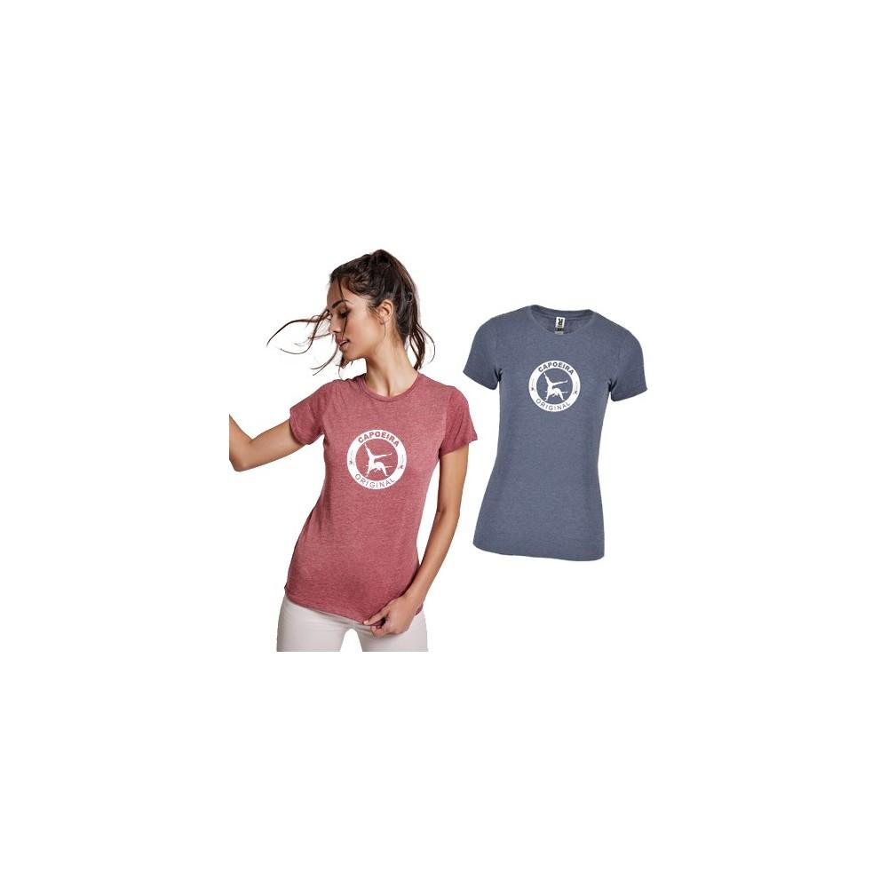 Tshirt Mulher Capoeira - Carybé