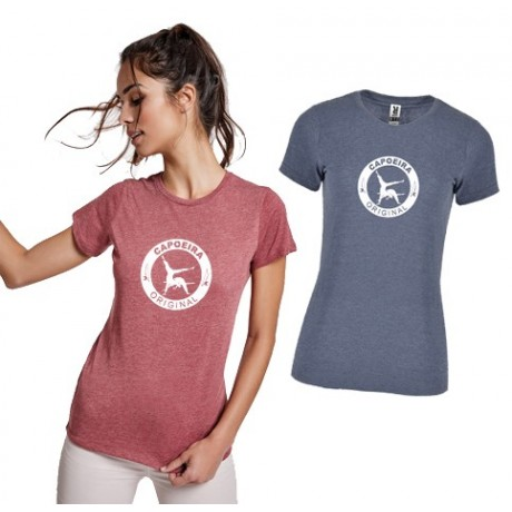 Tshirt Mujer Capoeira - Carybé