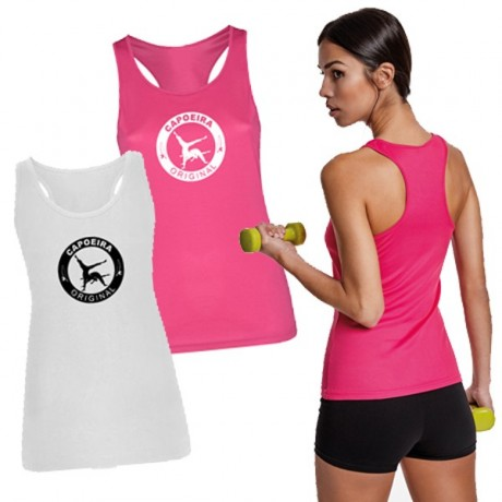 Capoeira Original Women's Tank Top