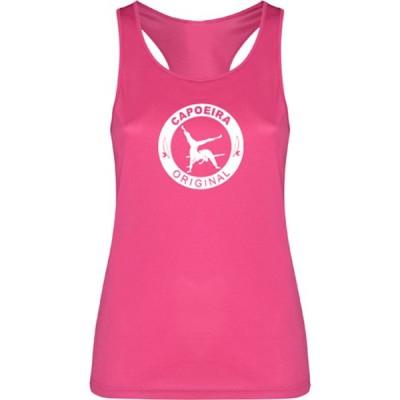 Tank Capoeira Original para mujer