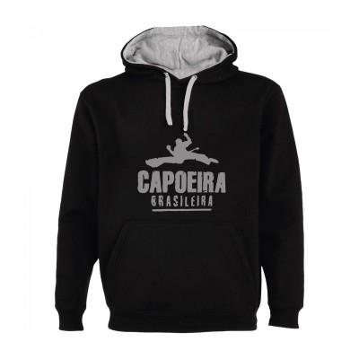 Camisola Capuz Capoeira - Unissex