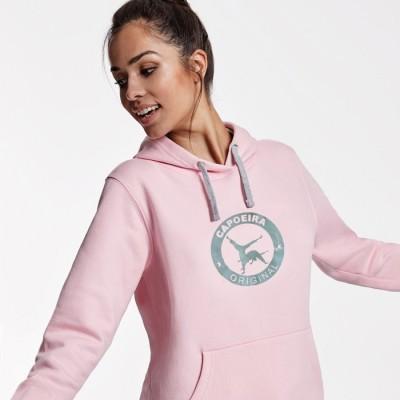 Capoeira Hooded sweatshirt Woman