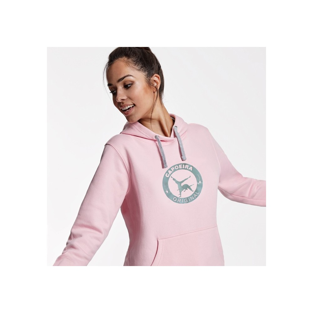 Capoeira Hooded sweatshirt Woman