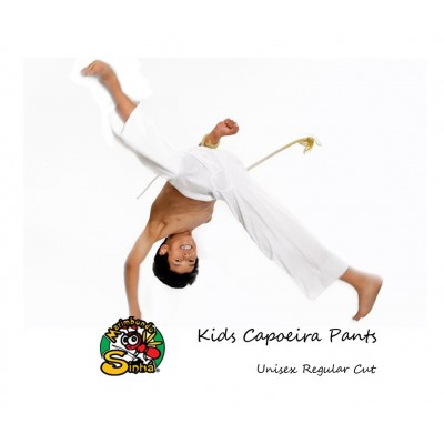 Kids Capoeira Pants