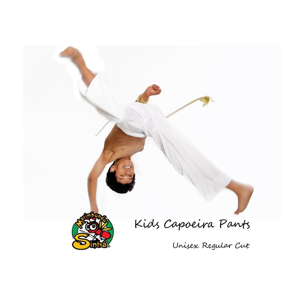 Calças Capoeira Infantil