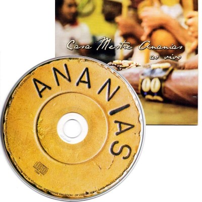 CD Mestre Ananias Ao Vivo Vol2