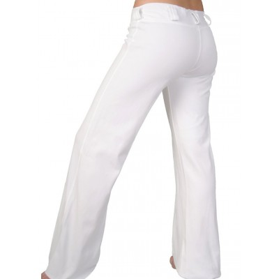Women's cut - White Fit Abada