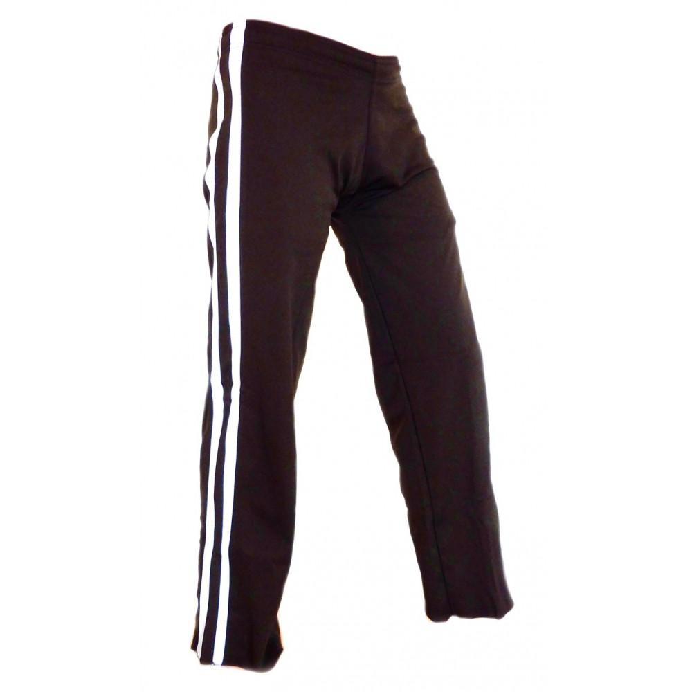 Pantaloni Capoeira Colore Marrone