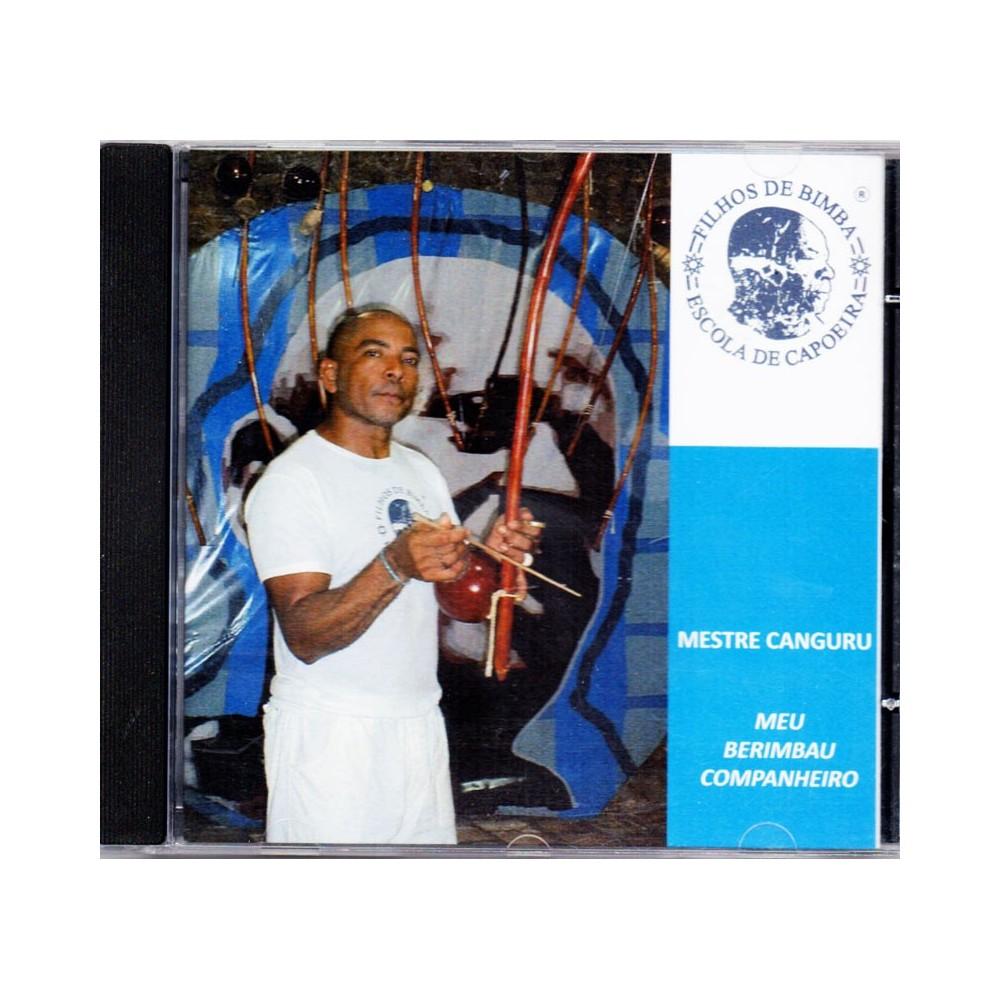 CD Mestre Canguru : Meu Berimbau Companheiro