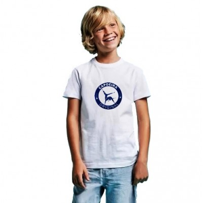 Capoeira T-shirt for kids