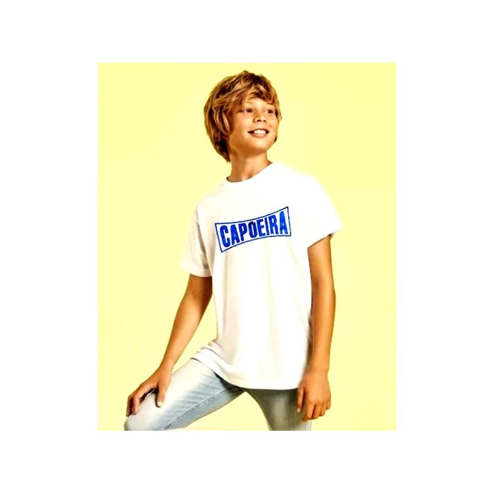 Camiseta Capoeira infantil