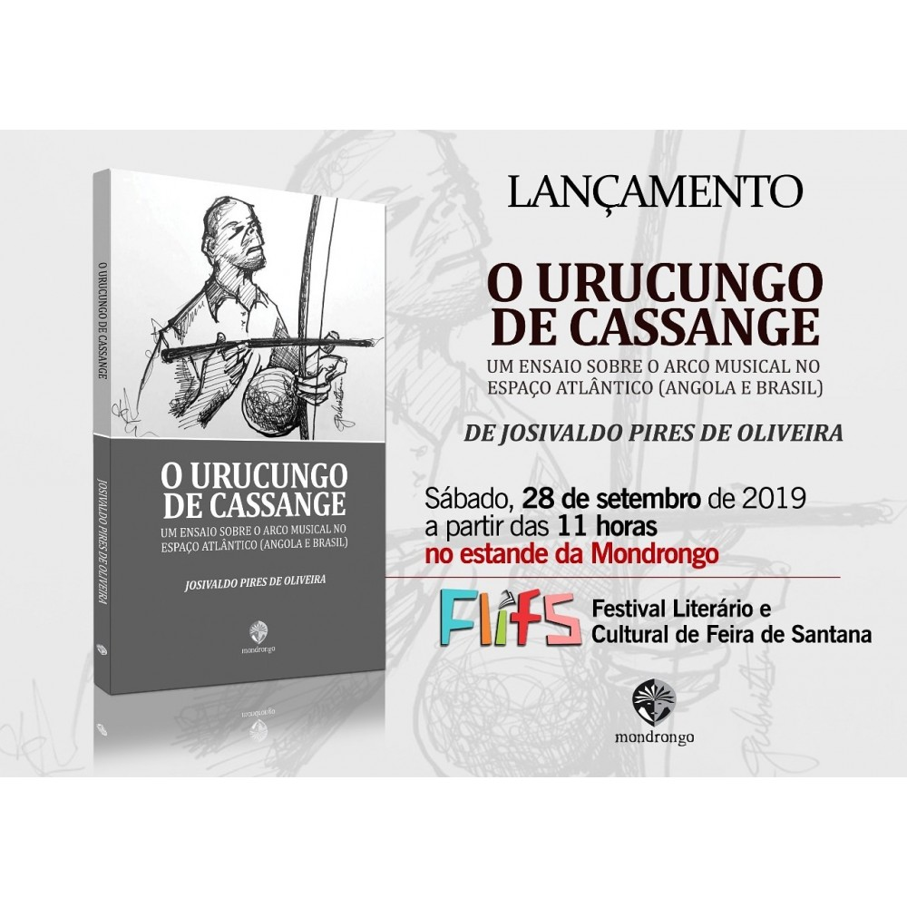 Livro : O Urucungo de Cassange