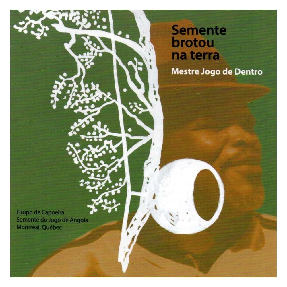 CD Semente Brotou Na Terra. Mestre Jogo de Dentro