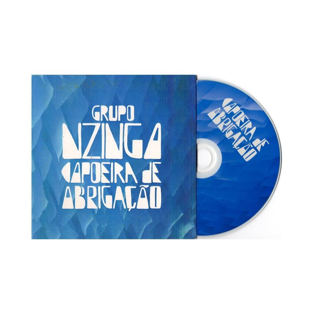 """Cd Nzinga 20 anos """"capoeira de Abrigaçao"""""""