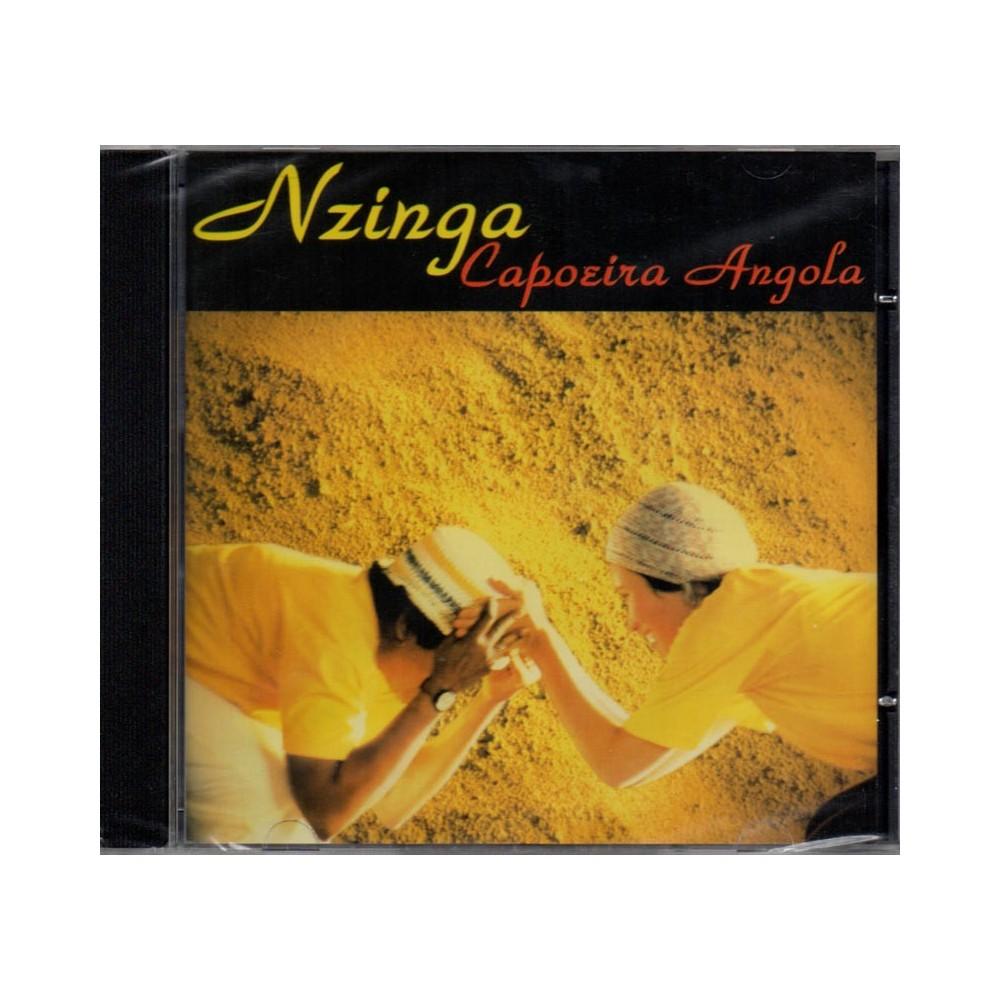 """Cd Nzinga """"Capoeira Angola"""""""