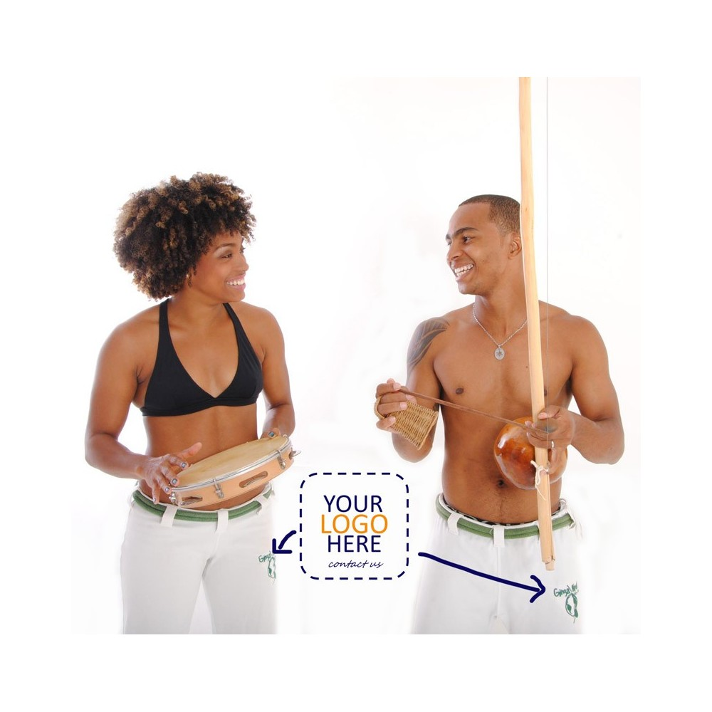 Custom Capoeira Pants