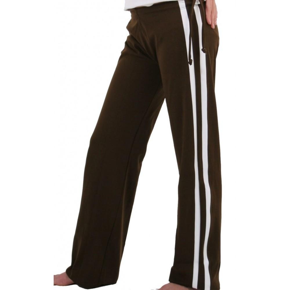 Capoeira Pants Color Brown