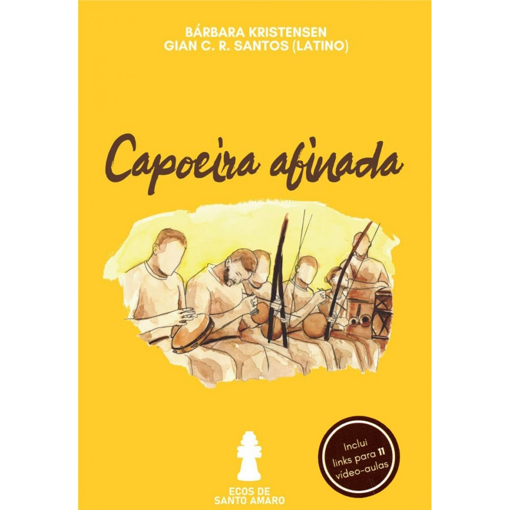 Livro: Capoeira Afinada
