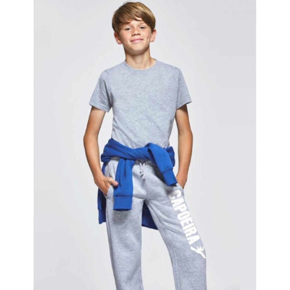 Calças de Capoeira Kids Jogging Unissex