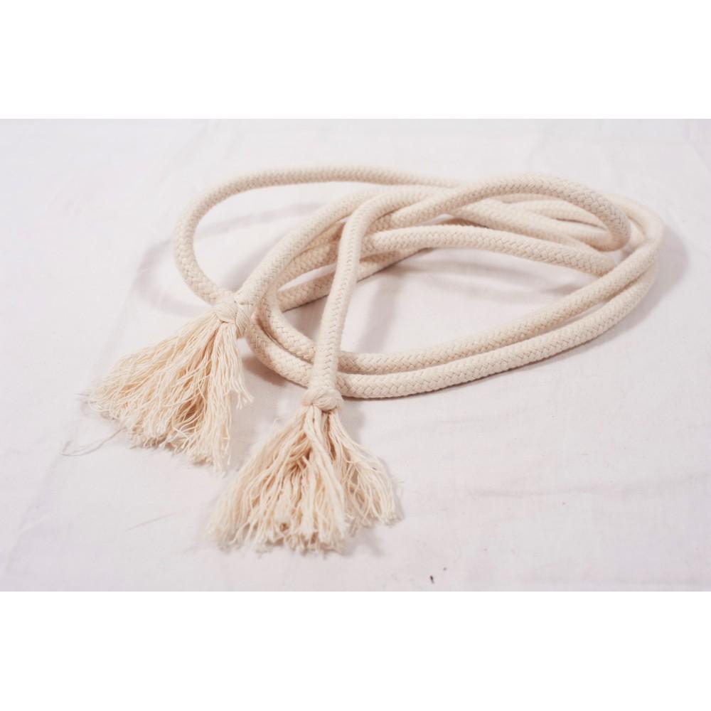 Cuerda con nudos de adultos