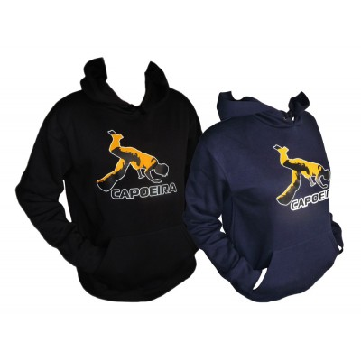 Unisex Hooded Sweatshirt Capoeira