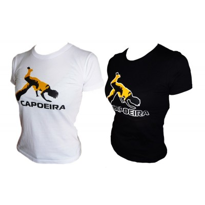 Capoeira T-Shirt Woman