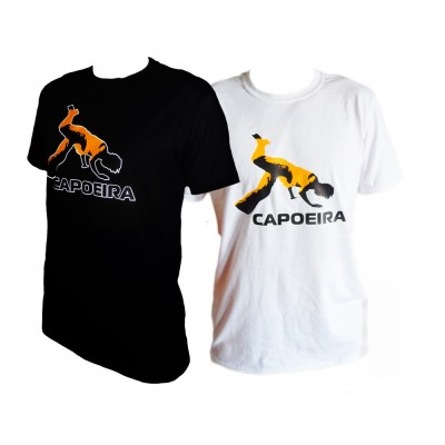 Tee Shirt Capoeira Men and childs