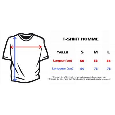 T-Shirt Capoeira Homme