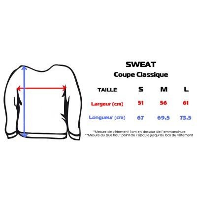 Sweat Classique Capoeira