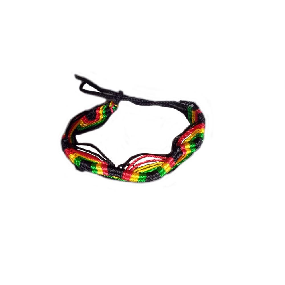 Bracelet Brésilien fil tressé