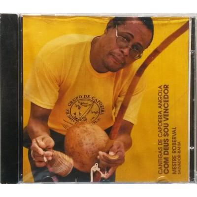 CD Mestre Roberval : Com Deus sou vencedor