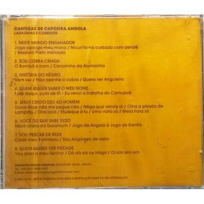 CD Mestre Roberval : Filhos de Angola